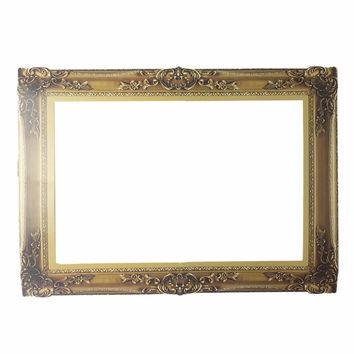 Hot Paper Photo frame Booth Props for Wedding Birthday Family Reunion Photobooth