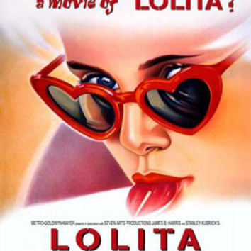 Lolita Peter Sellers Movie Poster