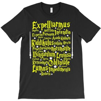 Expelliarmus Harry Potter Spell T-Shirt