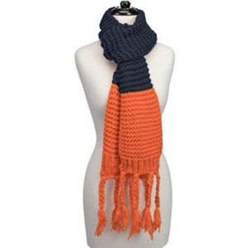 Game Day Knitted Scarf