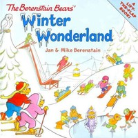 The Berenstain Bears' Winter Wonderland - Walmart.com