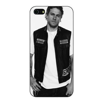 Soa Sons Of Anarchy Jax Teller iPhone 5/5S/SE Case