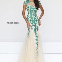 Sherri Hill Dress 1927 at Prom Dress Shop