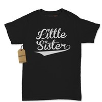 Little Sister Siblings Womens T-shirt