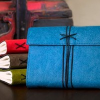 Handmade Journals from Marina Paper