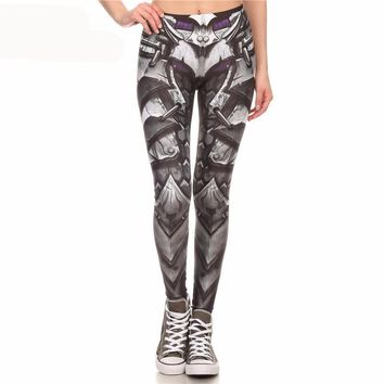 Comic Armor Leggings