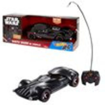 Hot Wheels Star Wars Darth Vader Remote Control Vehicle
