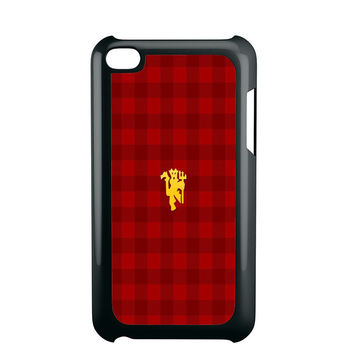 manchester united logo iPod Touch 4 iPod Touch 5 iPod Touch 6 Case