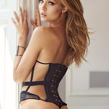 a5ab80c1b Strappy Corset Teddy - Very Sexy - from Victoria s Secret