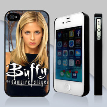 Buffy The Vampire Slayer Hard Cover Case iphone 4, 4s and 5c