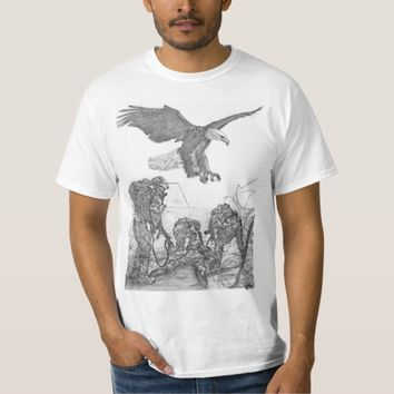 Eagle & Soldiers T-Shirt
