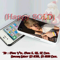 Ross Lynch R5 Band On iPhone 4/4S Case, iPhone 5/5S, 5C Case - Samsung Galaxy S3 i9300, S4 i9500 Case.