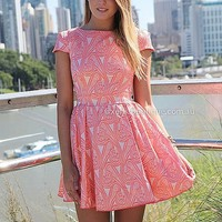 LADY DANGER DRESS , DRESSES, TOPS, BOTTOMS, JACKETS & JUMPERS, ACCESSORIES, SALE, PRE ORDER, NEW ARRIVALS, PLAYSUIT, Australia, Queensland, Brisbane