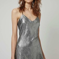 Metallic Strappy Slip Dress By Topshop Finds - New In This Week - New In