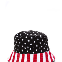 Flag Day Canvas Bucket Hat GoJane.com