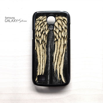 The walking Dead Daryl Dixon Wing for Samsung Galaxy Mini S3/S4/S5 phone case