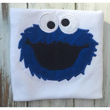 Cookie Monster shirt