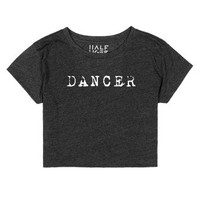 Dancer-Female Heather Onyx T-Shirt