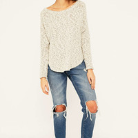 BDG Salt & Pepper Raglan Jumper - Urban Outfitters