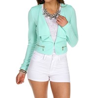 Mint Light Jacket