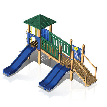 Planet Playgrounds Totally Toddlers PPG27 Playground