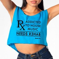 Needs R3hab Crop Top