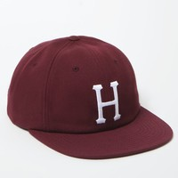 HUF Classic H 6 Panel Hat - Mens Backpack - Red - One