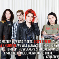 Gerard Way Quote #4