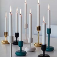 Nappula Petrol Candle Holder (Small)