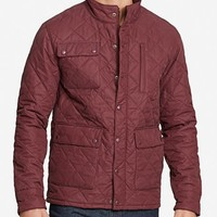 The Banff Jacket - Burgundy