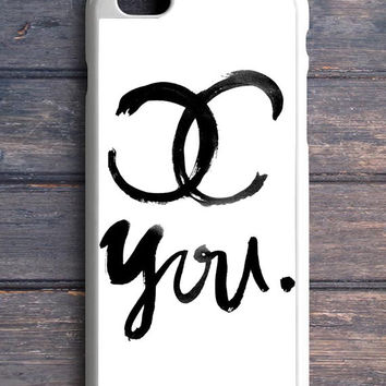 Chanel iPhone 5C Case