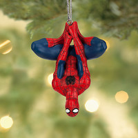 Disney Spider-Man Sketchbook Ornament | Disney Store