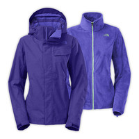 Shop Women's Ski & Snowboard Jackets | Free Shipping | The North Face