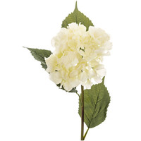 White True Touch Hydrangea Stem | Hobby Lobby | 142802