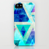 Tricolor iPhone & iPod Case by Brittney O'Brien