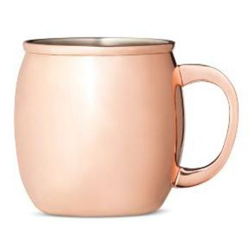 Copper Plated Moscow Mule Mug 19oz - Threshold™