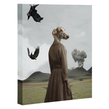 Natt The Unexpected Guest 2 Art Canvas