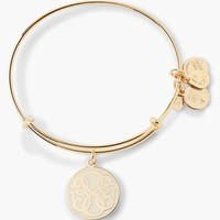 Women's Alex and Ani 'Path of Life' Expandable Wire Bangle - Russian