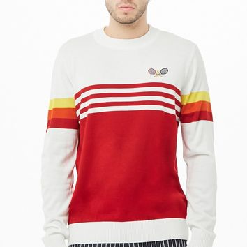Wilson Tennis Graphic Sweater