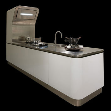Liquida Flipper - Compact kitchens by Veneta Cucine | Architonic