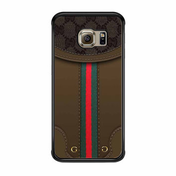 Gucci Wallet Custom Samsung Galaxy S6 Edge Case