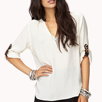 Wild Thing Blouse