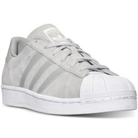 adidas Women's Superstar Casual Sneakers from Finish Line - Finish Line Athletic Shoes - Shoes - Macy's