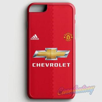 Adidas Manchester United iPhone 6 Plus/6S Plus Case | casefantasy
