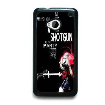 THE PRETTY RECKLESS QUOTES HTC One M7 Case Cover