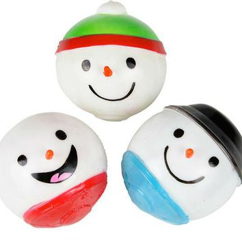 christmas snowman splat ball Case of 288