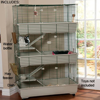Marchioro Tommy Small Pet Cages|Cages & Pens for Rabbits by DrsFosterSmith.com