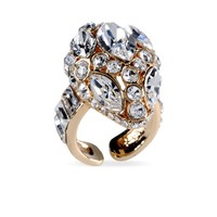 Ring Women - Bijoux Women on Roberto Cavalli Online Store