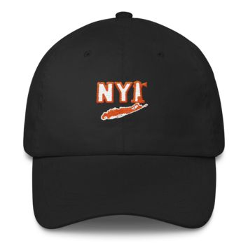 NYI Lighthouse Hockey Dad Hat