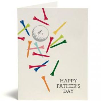 Have a Tee-rific Day Father's Day Card